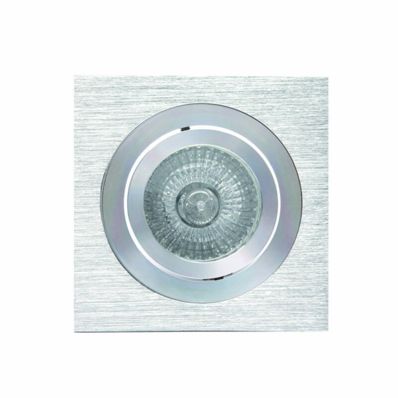 Mantra Basico GU10 C0006 mennyezeti spot lámpa alumínium alumínium 1 x GU10 max. 50W IP23