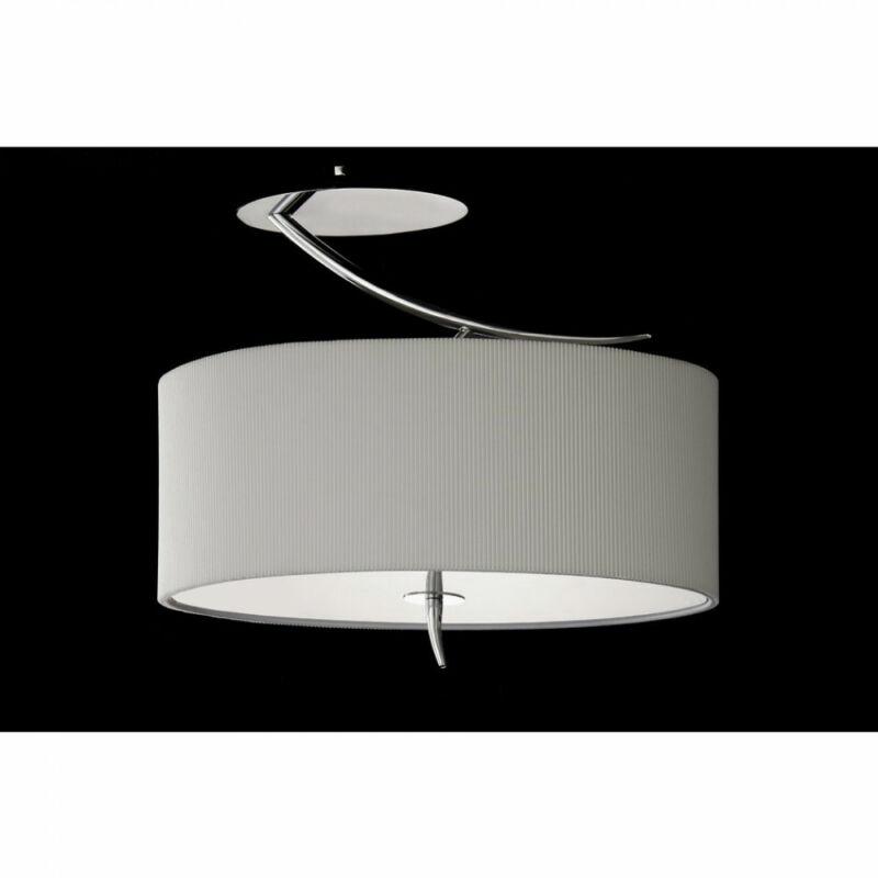 Mantra EVE 1132 mennyezeti lámpa króm fém 2xE27 max. 20 W E27 2 db IP20