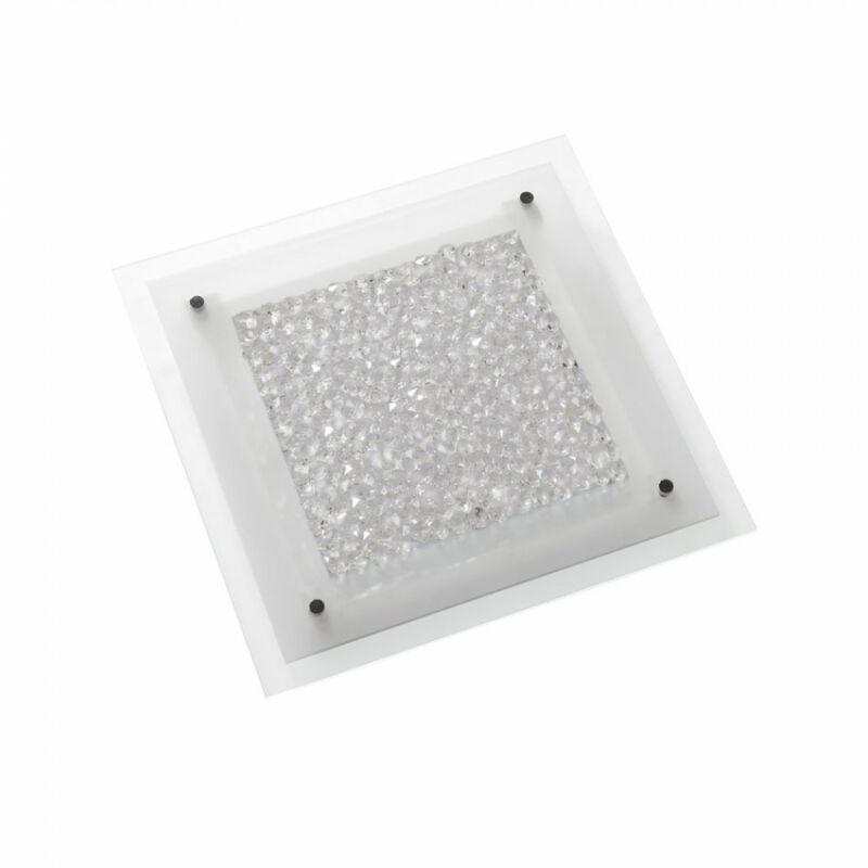 Mantra CRYSTAL LED 4582 mennyezeti kristálylámpa króm fém 1xLED max. 21W LED 1 db 2100 lm 2700 K IP20 A++
