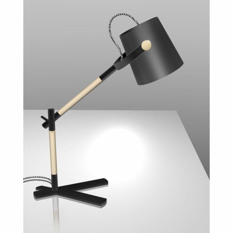 Mantra NORDICA 4923 íróasztal lámpa fém 1xE27 max. 23W E27 1 db IP20