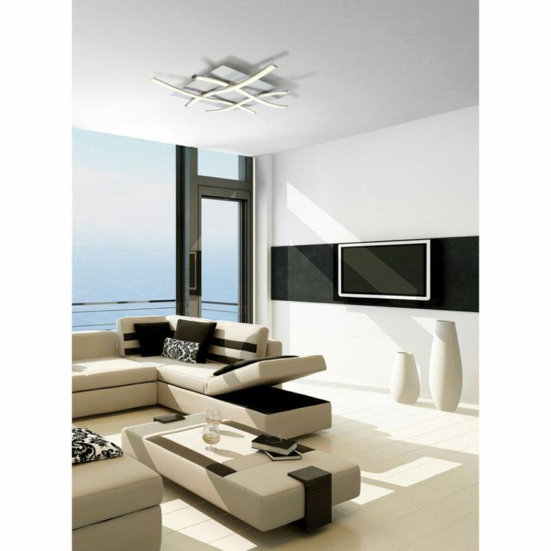Mantra NUR 4984 mennyezeti lámpa  króm   fém   1xLED max. 34W   LED   1 db  2600 lm  3000 K  IP20
