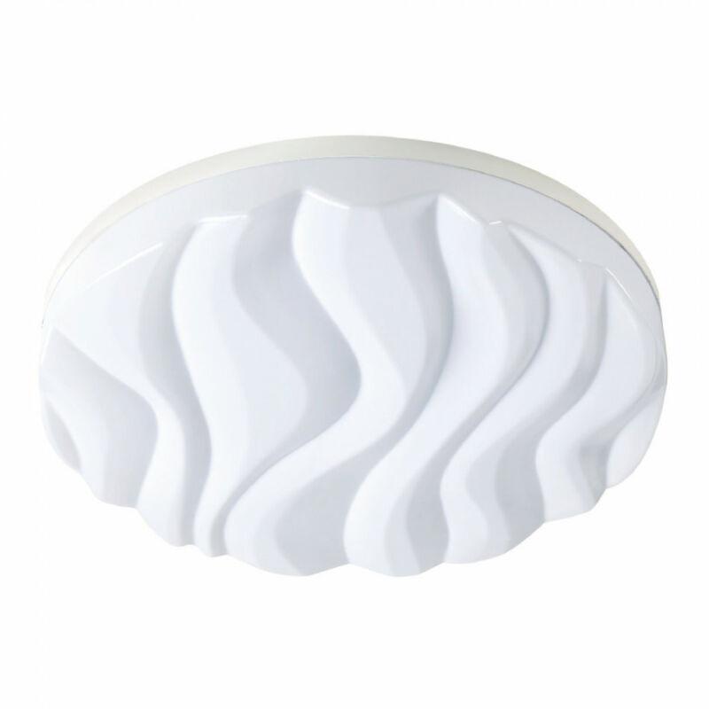 Mantra ARENA 5042 fürdőszoba mennyezeti lámpa fehér akril 2160 lm 3000 K IP44