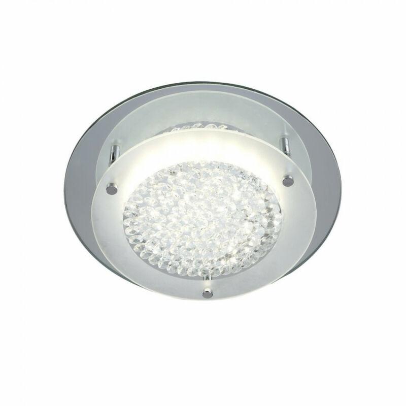 Mantra CRYSTAL LED 5090 mennyezeti lámpa  króm   fém   LED 12W   1200 lm  4000 K  IP20