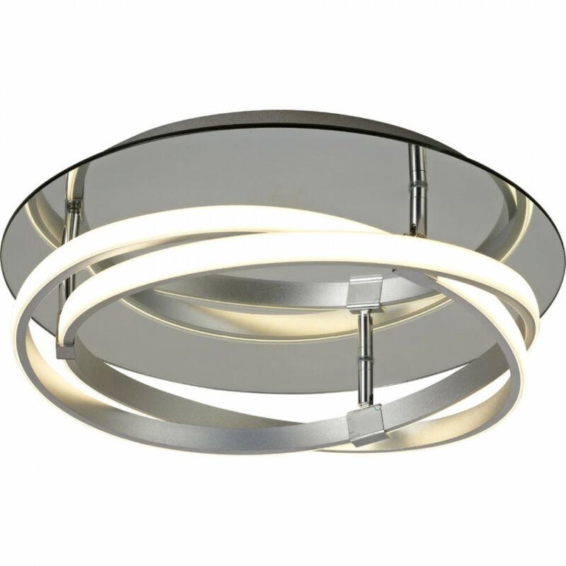 Mantra Infinity Plata 5727 mennyezeti lámpa króm fém LED - 1 x 30W 2500 lm 3000 K IP20 A++