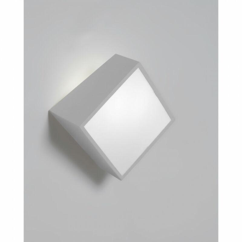 Mantra Mini 5483 fali lámpa ezüst LED - 2 x G9 G9 2 db IP44 A++