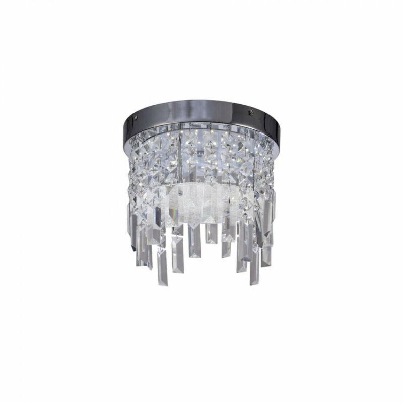 Mantra Kawai 5521 mennyezeti kristálylámpa króm LED - 1 x 12W 950 lm 4000 K IP20 A++