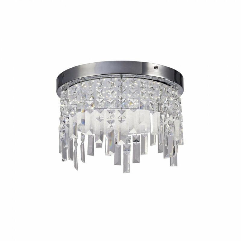 Mantra Kawai 5522 mennyezeti kristálylámpa króm LED - 1 x 18W 1400 lm 4000 K IP20 A++