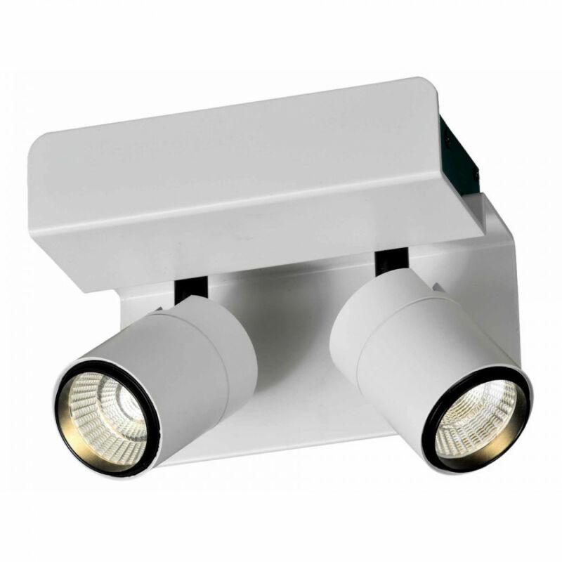 Mantra Boracay 5719 fali spotlámpa fehér alumínium LED - 2 x 7W 1100 lm 3000 K IP20 A++