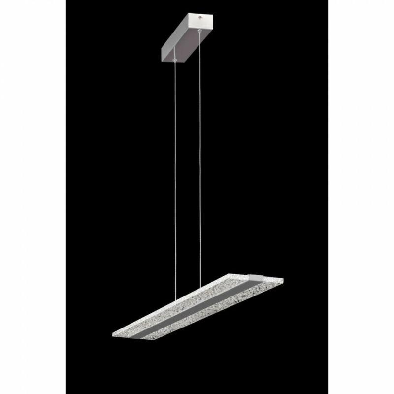 Mantra Burbuja 5790 led függeszték króm fém LED - 1 x 48W 3360 lm 4000 K IP20 A++