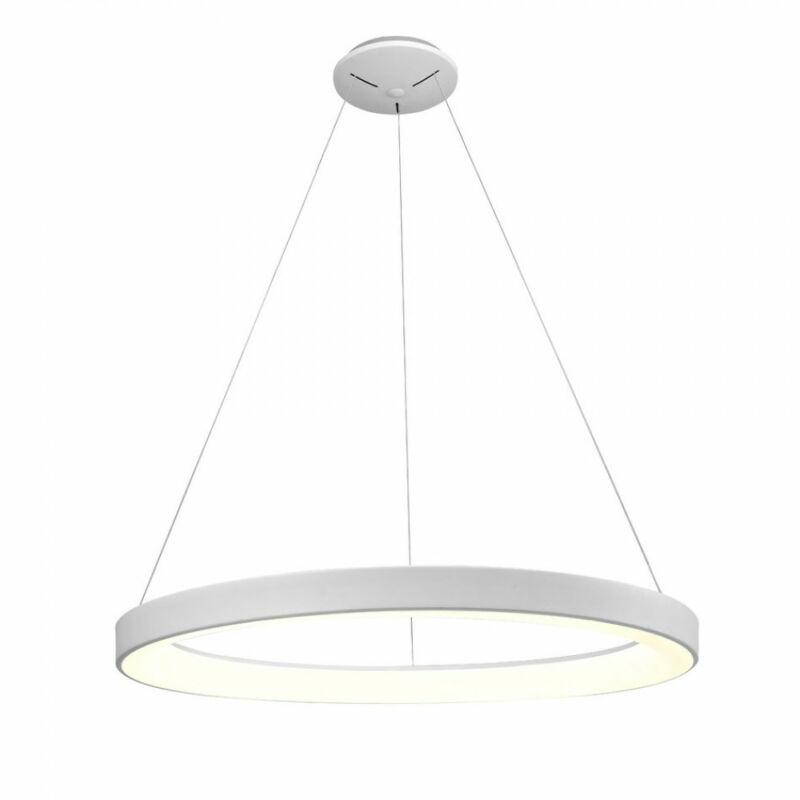 Mantra Niseko 5795 led függeszték fehér fém LED - 1 x 60W 4200 lm 3000 K IP20 A++