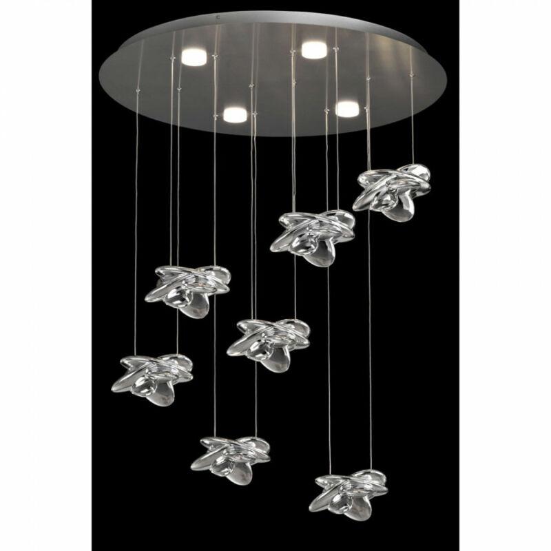 Mantra Nido 5901 mennyezeti lámpa nikkel fém LED - 1 x 42W 5080 lm 3000 K IP20 A++