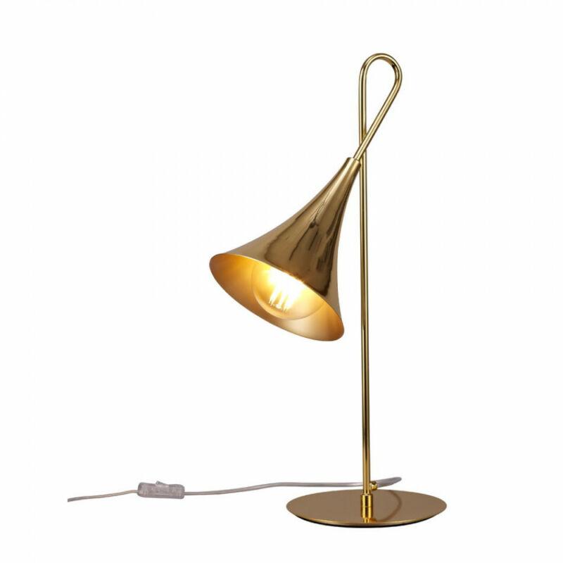 Mantra Jazz 5909 íróasztal lámpa arany fém 1 x E27 max. 20W E27 1 db IP20