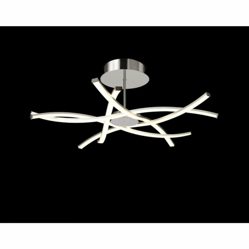 Mantra Aire LED 5917 mennyezeti lámpa  ezüst   fém   LED - 1 x 42W   3700 lm  3000 K  IP20   A++
