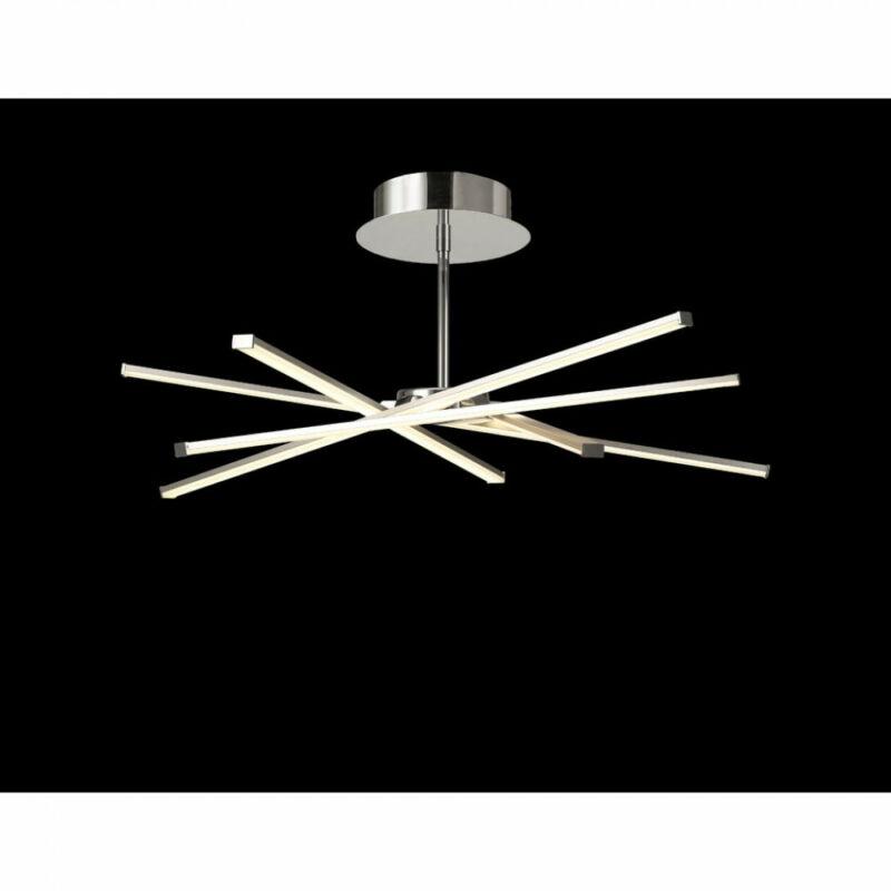 Mantra Aire LED 6031 mennyezeti lámpa  ezüst   fém   LED - 1 x 42W   3700 lm  3000 K  IP20   A++