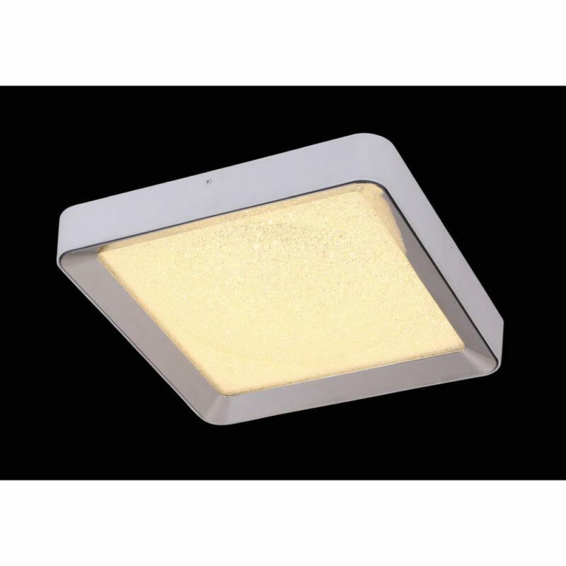 Mantra Male 5921 mennyezeti kristálylámpa króm fém LED - 1 x 24W 1920 lm 3000 K IP20 A++