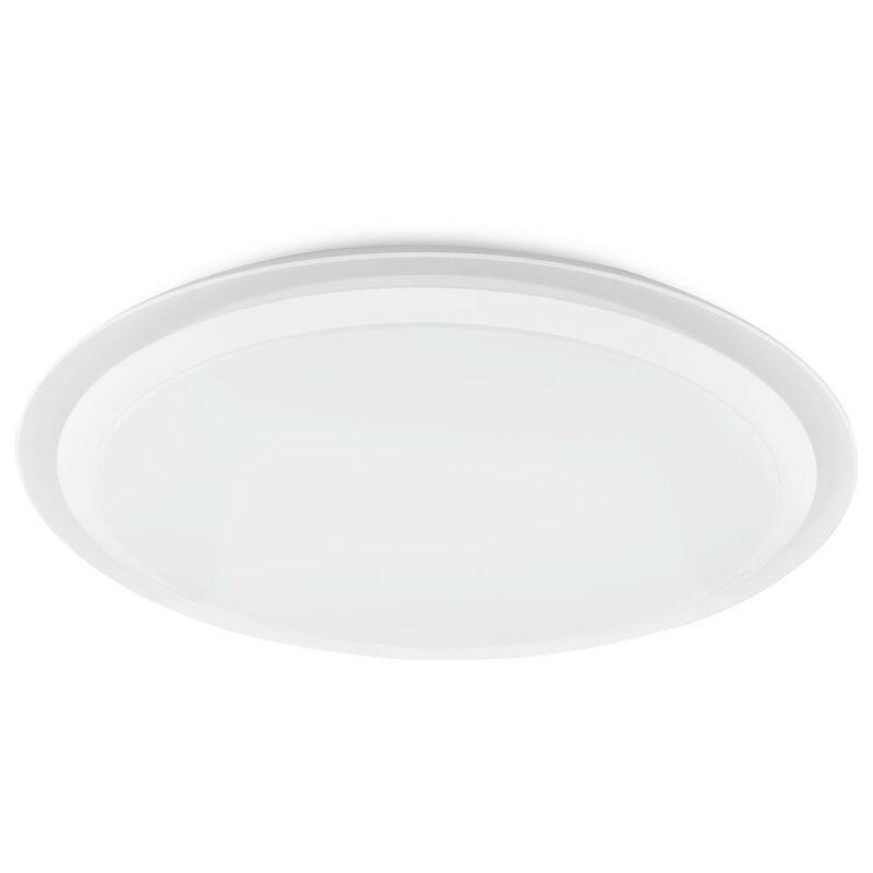 Mantra EDGE SMART 5949 ufó lámpa fehér fém led 80W 4300lm 4300 lm 3000-5000 K IP20