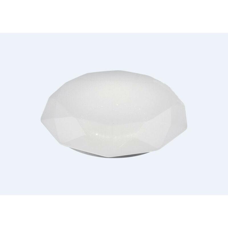 Mantra DIAMANTE SMART 5975 ufó lámpa fehér fém led 40W 2600lm 2600 lm 3000-5000 K IP20