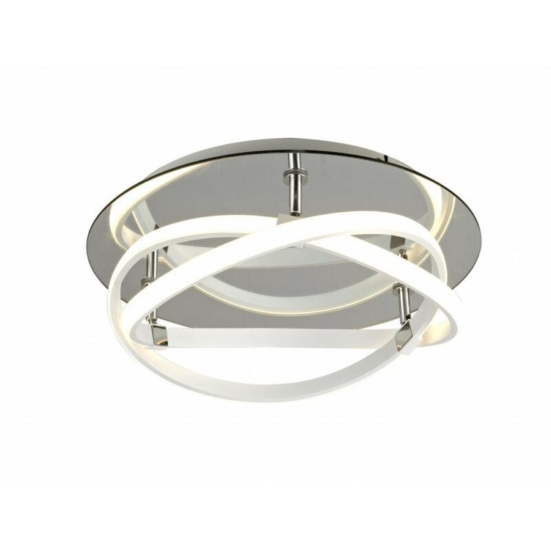Mantra Infinity Blanco 5992 mennyezeti lámpa  fehér   akril   LED - 1 x 30W   2500 lm  2800 K  IP20   A++