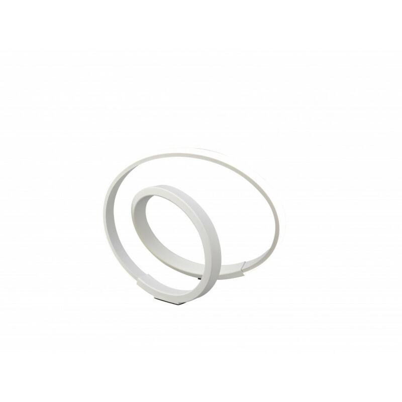 Mantra Infinity Blanco 5994 ledes asztali lámpa fehér akril LED - 1 x 12W 1000 lm 2800 K IP20 A++