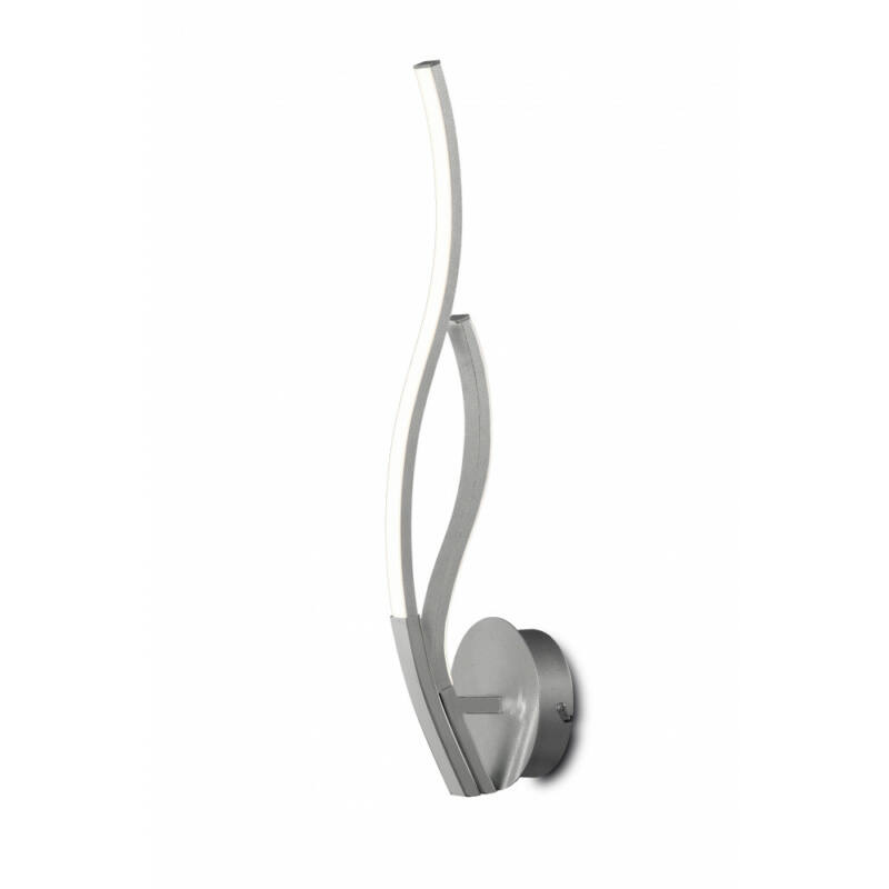 Mantra CORINTO 6107 fali lámpa fehér alumínium led 12W 960lm 960 lm 3000 K IP20