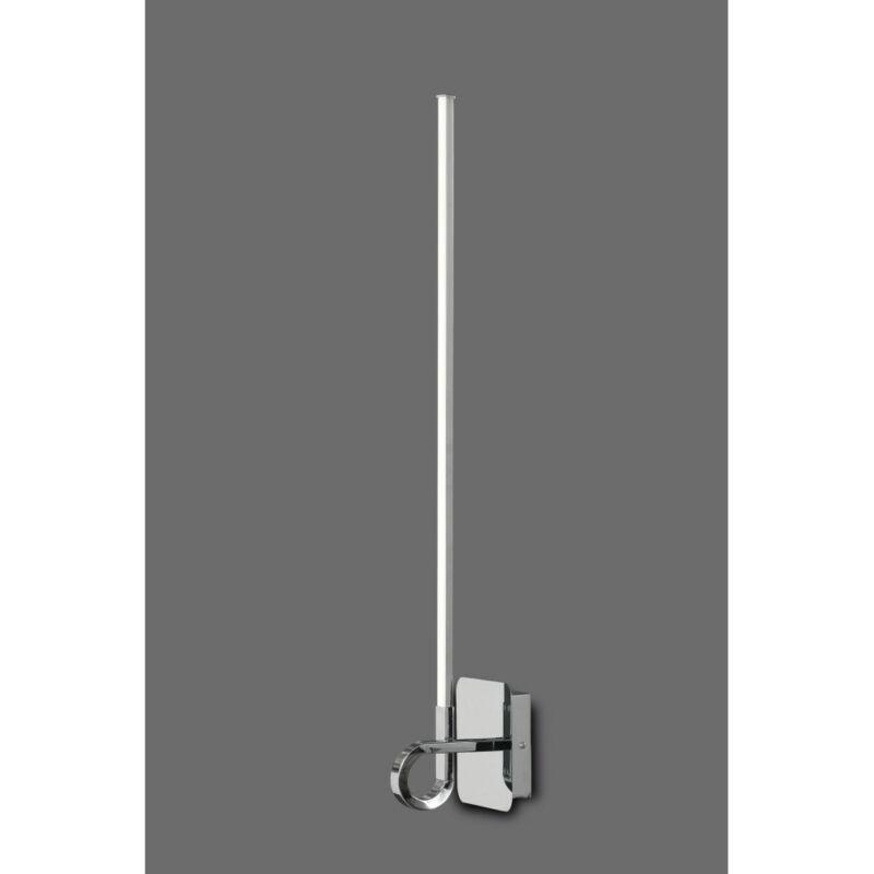 Mantra CINTO CHROME 6133 fali lámpa króm alumínium led 12W 960lm 960 lm 3000 K IP20