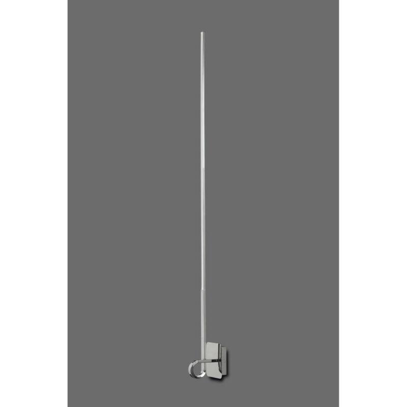 Mantra CINTO CHROME 6134 fali lámpa króm alumínium led 20W 1600lm 1600 lm 3000 K IP20
