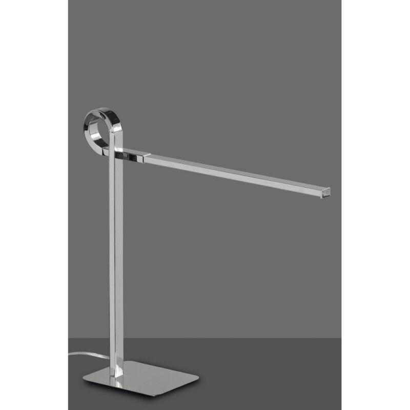 Mantra CINTO CHROME 6135 íróasztal lámpa króm alumínium led 6W 480lm 480 lm 3000 K IP20
