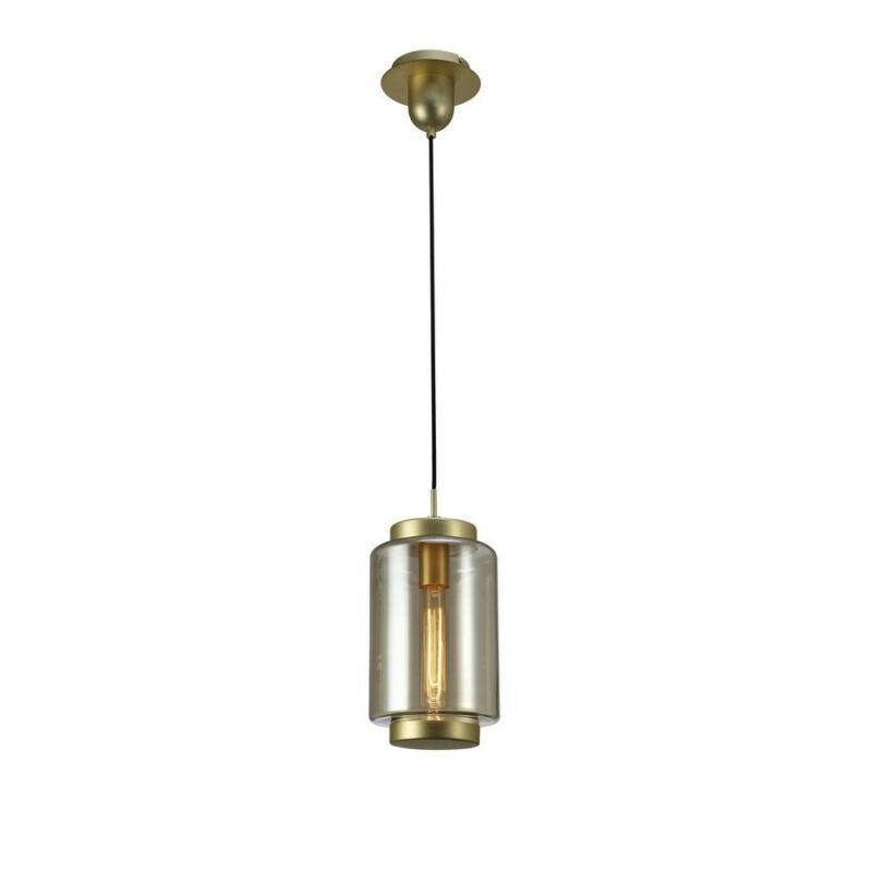 Mantra JARRAS 6201 modern függeszték bronz fém 1*E27 max20W E27 1 db IP20