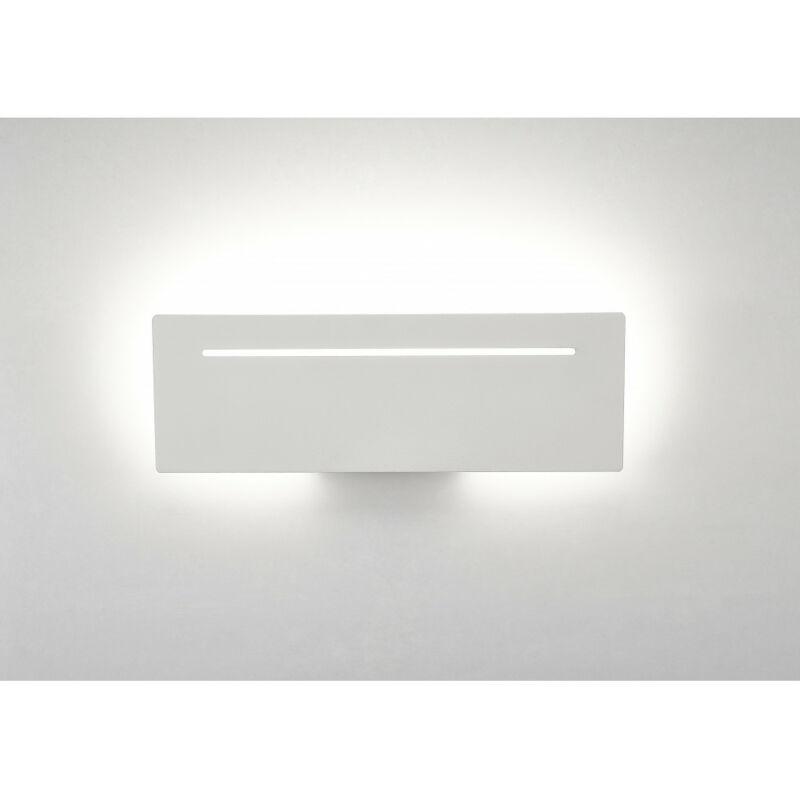 Mantra TOJA 6254 fali lámpa fehér alumínium led 16W 1410lm 1410 lm 3000 K IP20