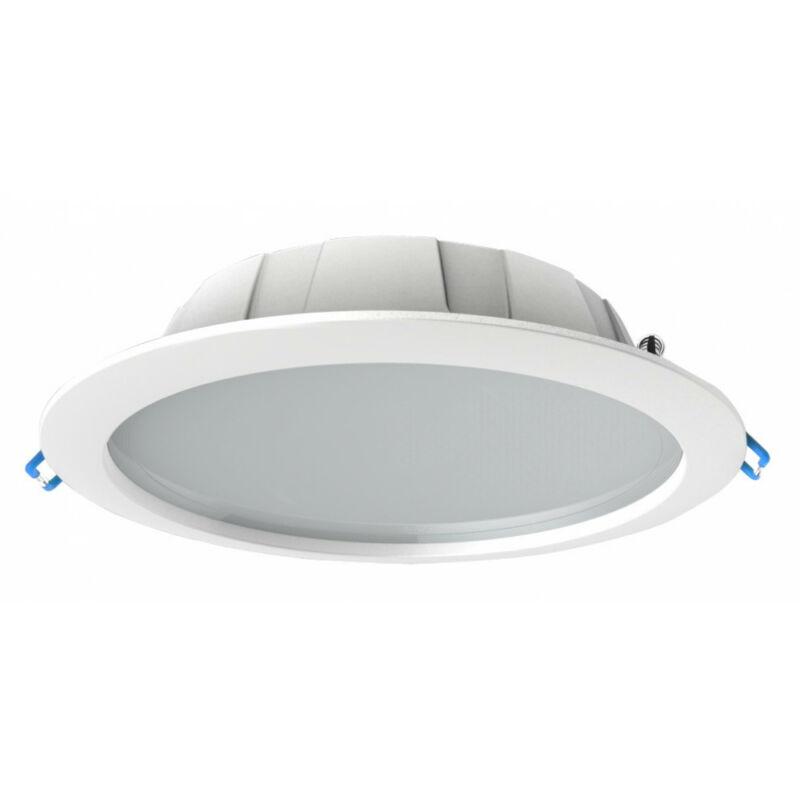 Mantra GRACIOSA 6391 álmennyezetbe építhető lámpa fehér fém led 24.5W 2100lm 2100 lm 4000 K IP44
