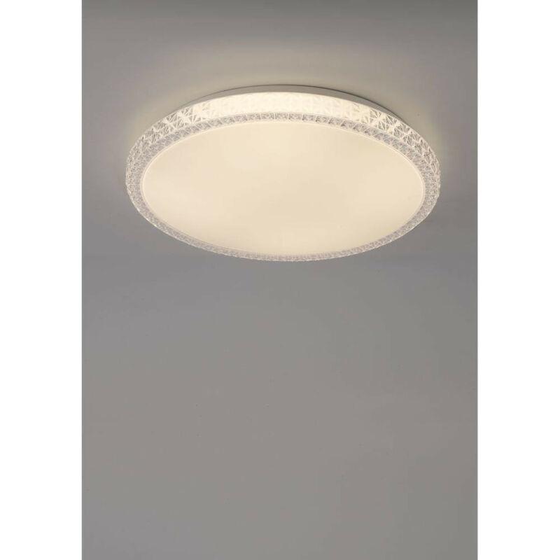 Mantra NAXOS 6450 ufó lámpa fehér fém led 24W 1550lm 1550 lm 3000-5000 K IP20