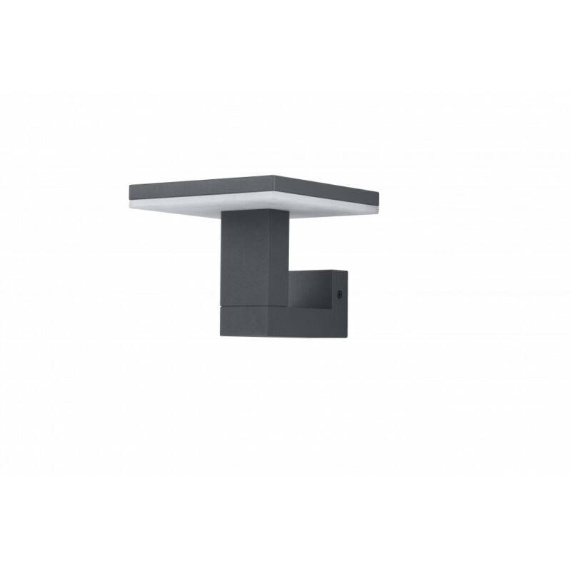 Mantra TIGNES 6497 kültéri fali led lámpa sötétszürke alumínium led 10W 700lm 700 lm 3000 K IP54