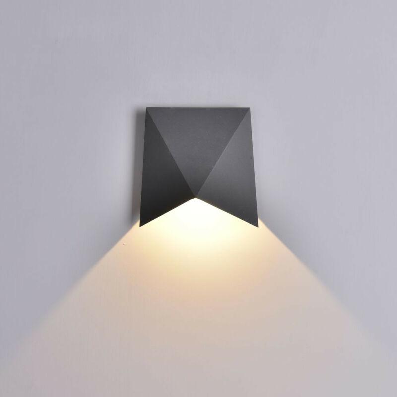 Mantra TRIAX 6525 kültéri falikar sötétszürke alumínium led 8W 750lm 750 lm 3000 K IP54