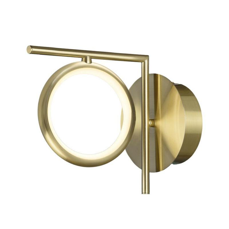 Mantra OLIMPIA GOLD 6585 falikar arany alumínium led 8W 600lm 600 lm 3000 K IP20