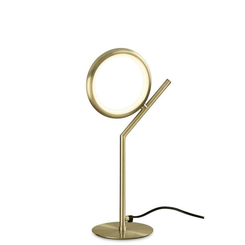 Mantra OLIMPIA GOLD 6586 éjjeli asztali lámpa arany alumínium led 8W 600lm 600 lm 3000 K IP20