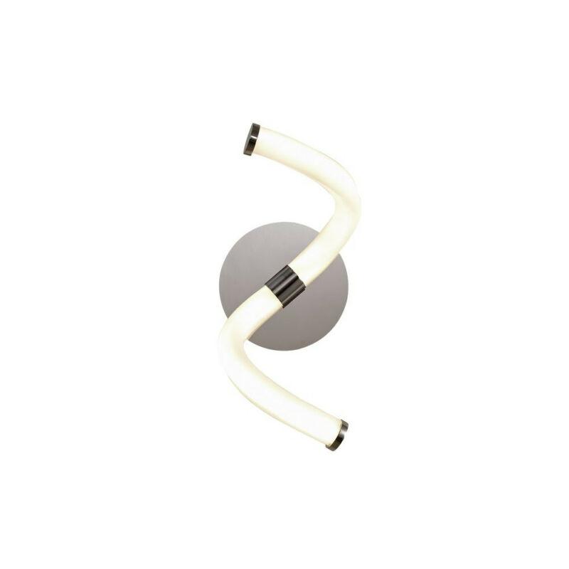 Mantra NUR LINE 6603 falikar króm fém led 12W 900lm 900 lm 3000 K IP20
