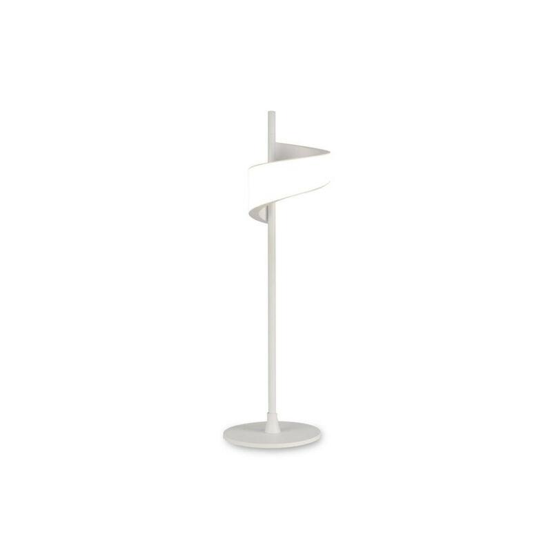 Mantra TSUNAMI 6655 éjjeli asztali lámpa fehér alumínium led 6W 450lm 450 lm 3000 K IP20