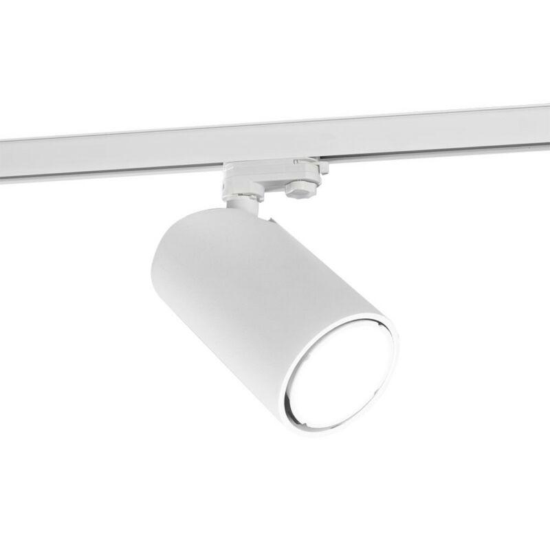 Mantra SAL WHITE 6717 sínrendszeres világítás matt fehér alumínium 1*GU10 max10W GU10 1 db IP20