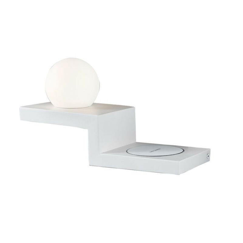 Mantra ZANZIBAR 6751 ledes asztali lámpa fehér fém led 6W 470lm 470 lm 3000 K IP20