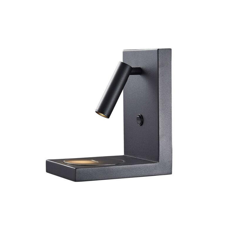 Mantra ZANZIBAR 6752 ledes asztali lámpa fekete fém led 3W 210lm 210 lm 3000 K IP20