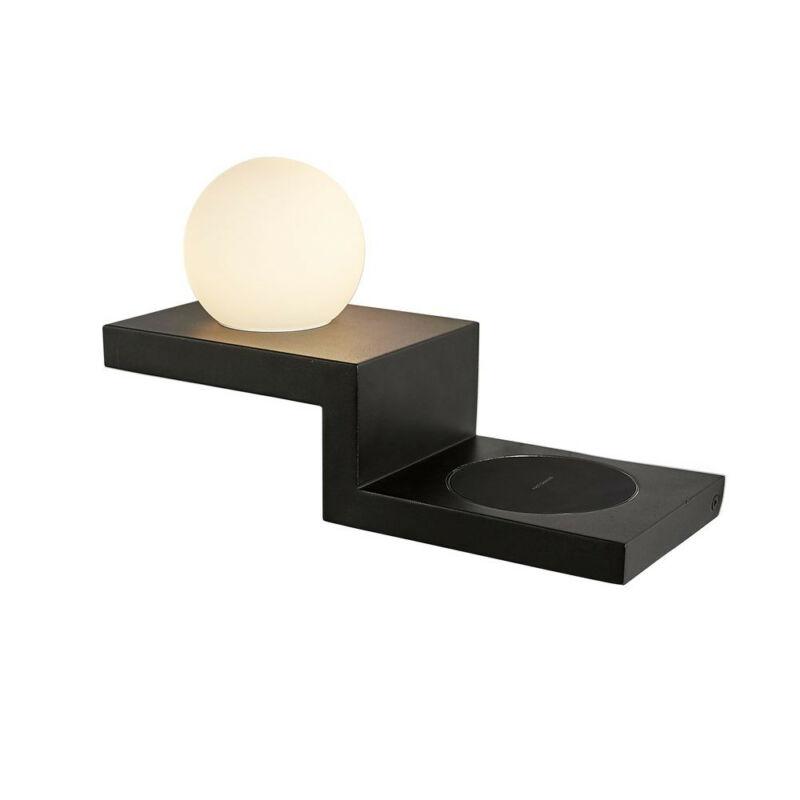Mantra ZANZIBAR 6753 ledes asztali lámpa fekete fém led 6W 470lm 470 lm 3000 K IP20
