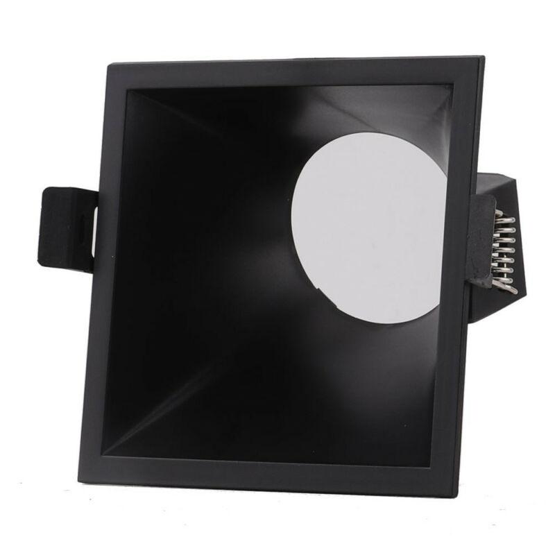 Mantra LAMBORJINI 6846 beépíthető spotlámpa fekete műanyag 1*GU10 max12W GU10 1 db IP20