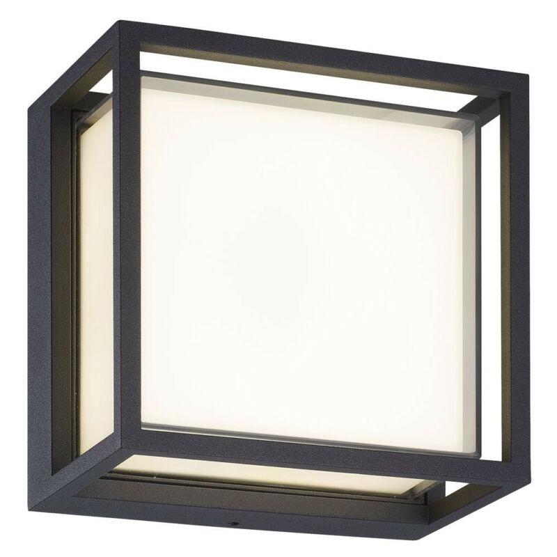 Mantra CHAMONIX 7060 kültéri fali led lámpa sötétszürke