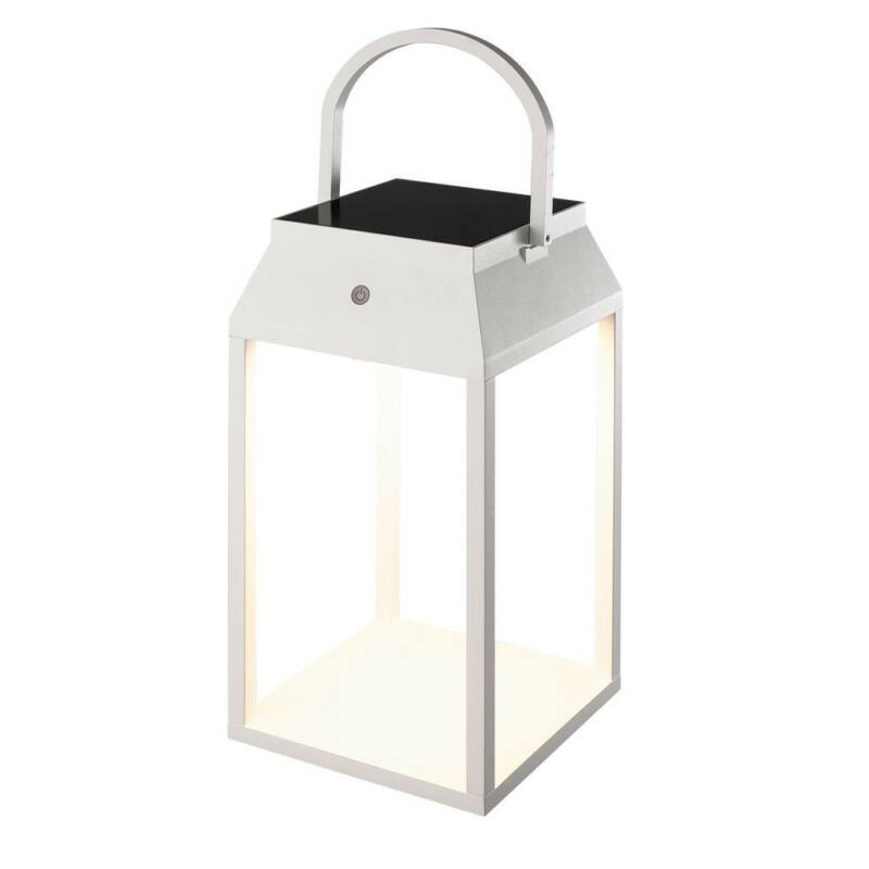 Mantra SAPPORO 7093 napelemes lámpa fehér