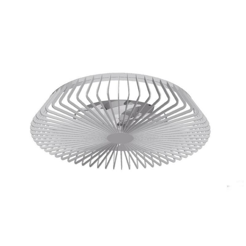 Mantra HIMALAYA 7122 mennyezeti ventilátor ezüst LED 70W - 4900 LMS - MANDO - MOTOR 35W