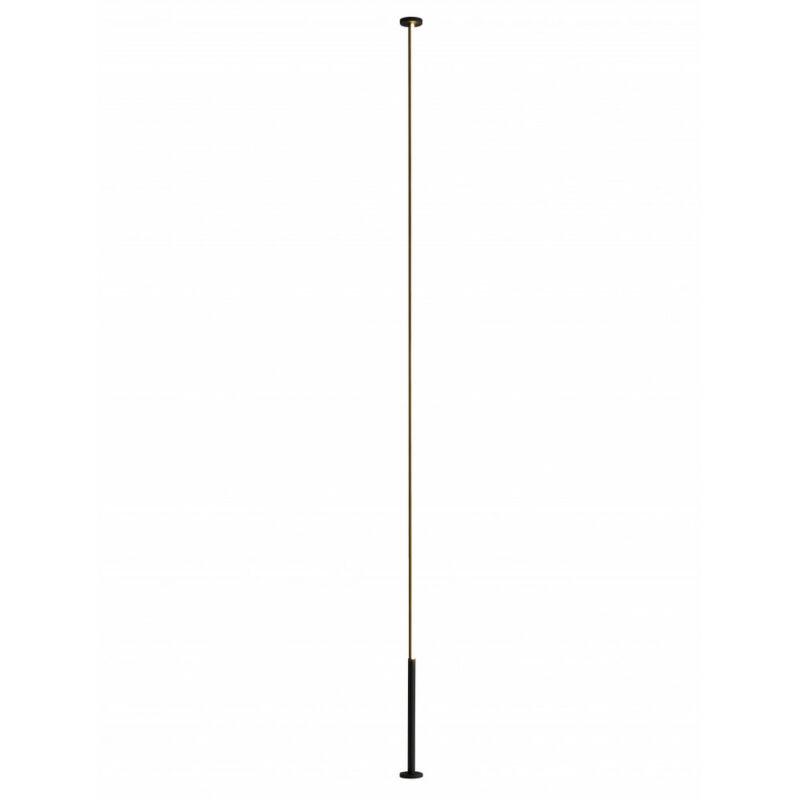 Mantra VERTICAL 7354 állólámpa fényerőszabályzós fekete 2400 lm 3000 K IP20