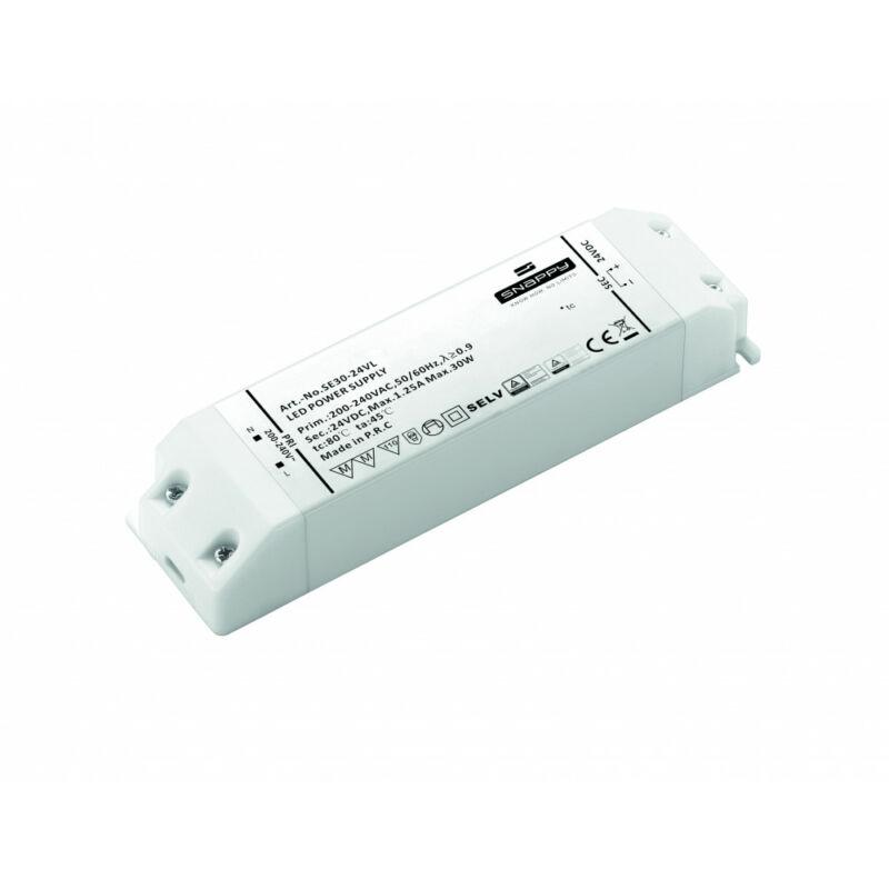Mantra TIRAS LED STRIPS 7371 led szalag tápegység fehér IP20