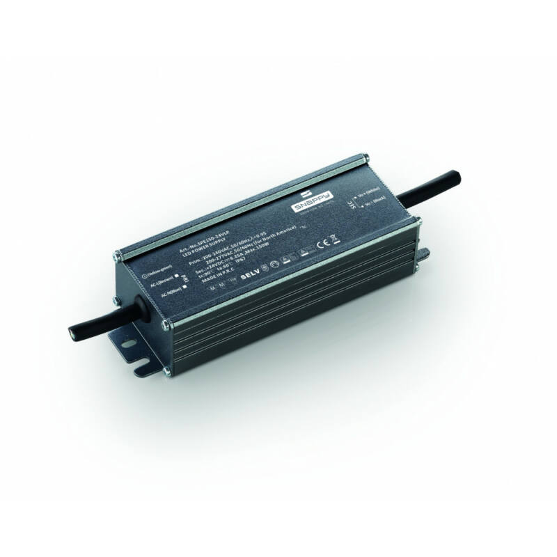 Mantra TIRAS LED STRIPS 7379 led szalag tápegység fekete IP67
