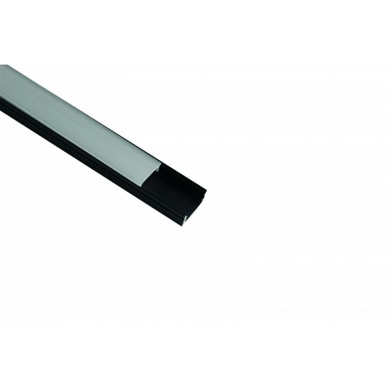 Mantra TIRAS LED STRIPS 7382 led profil fekete