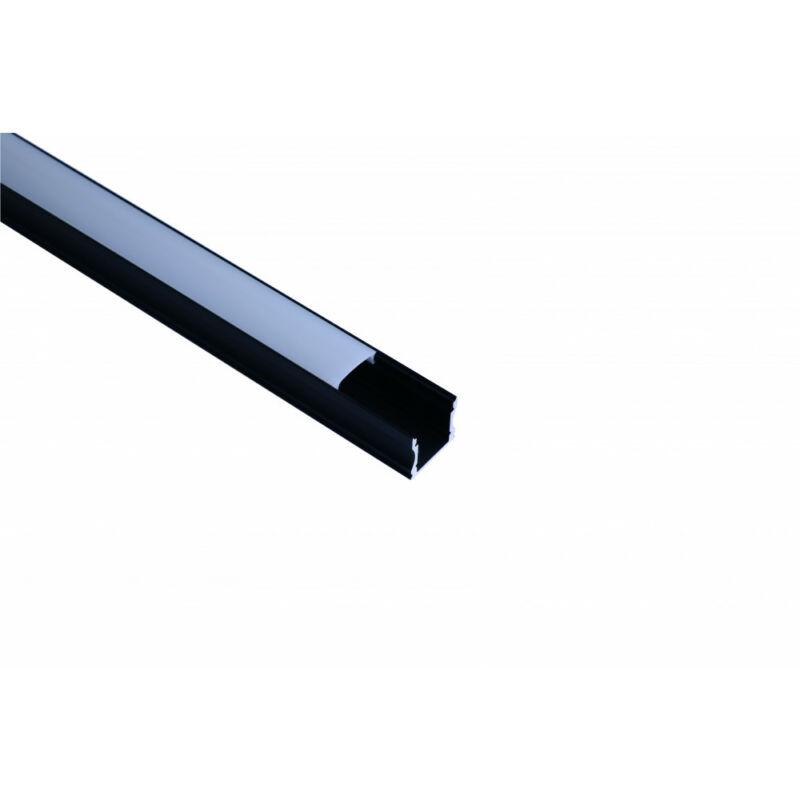 Mantra TIRAS LED STRIPS 7393 led profil fekete